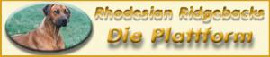 Die Plattform für Rhodesian Ridgeback