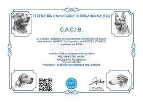 CACIB Limoges (F)