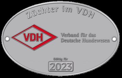 VDH Siegel Züchter im VDH