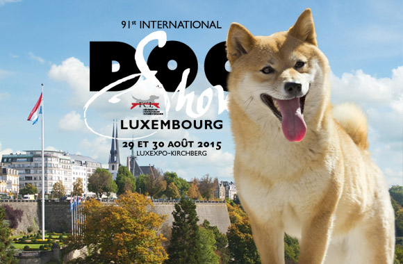 91 Dog Show Luxembourg