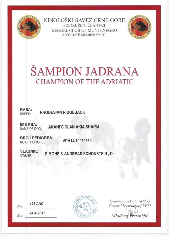 Shaira Adria Champion