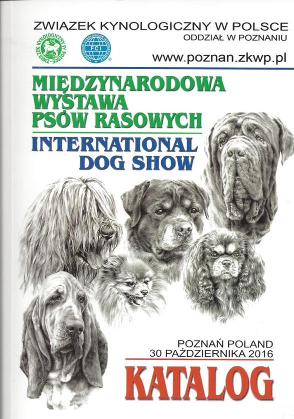 Poznan-Posen Polen Winner Show 2016