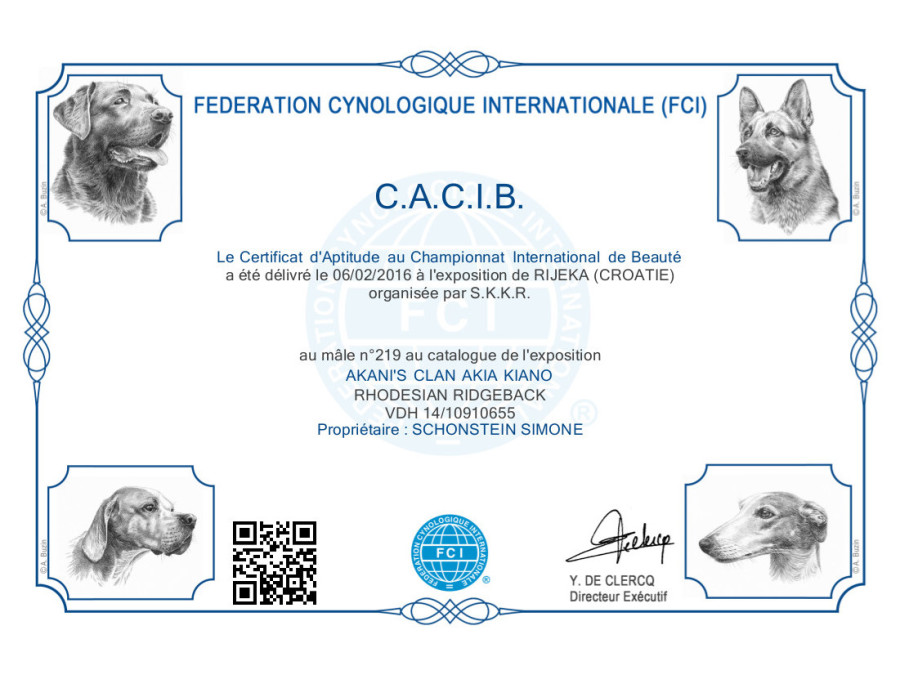 CACIB Rijeka (HR)